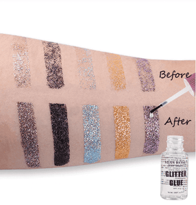 Miss Rose Glitter Glue Eye Waterproof Long Lasting