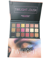 Load image into Gallery viewer, Miss Rose TWILIGHT DUSK PALETTE