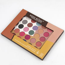 Load image into Gallery viewer, Miss Rose 35 Colour High Gloss & Matte Eyeshadow