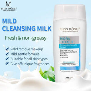 Miss Rose Cleansing Milk/ Make-up Removing Lotion