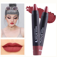 Load image into Gallery viewer, MISS ROSE Matte Lip Batom Crayon set of 8