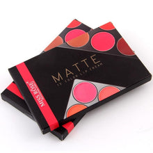 Load image into Gallery viewer, Miss Rose 15 Color Lipstick Matte Lip Cream Palette