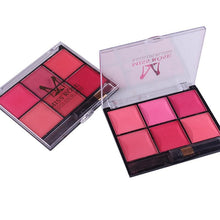 Load image into Gallery viewer, Miss Rose Makeup Blush Powder 6 Color Palette