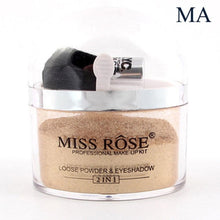 Load image into Gallery viewer, MISS ROSE makeup illuminator Loose Powder