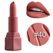 Load image into Gallery viewer, Matte Lipsticks Waterproof Long Lasting