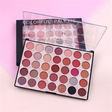 Load image into Gallery viewer, MISS ROSE 35 Color  Eye Shadow Palette (MT)
