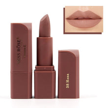 Load image into Gallery viewer, Miss Rose Fashion Vitamin E Lipstick