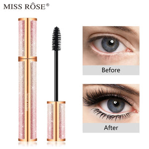 MISS ROSE Waterproof Mascara Lengthening Long-lasting