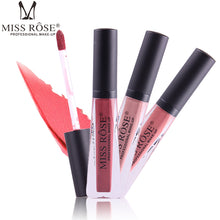 Load image into Gallery viewer, Miss rose velvet matte lip gloss