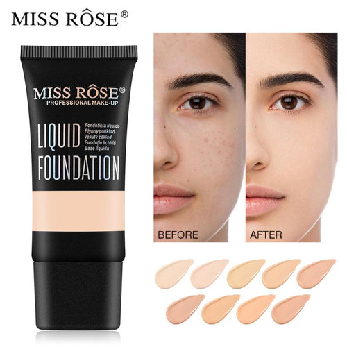 MISS ROSE Liquid Foundation