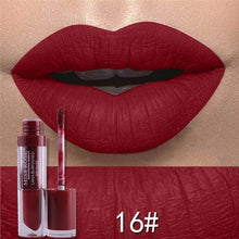 Load image into Gallery viewer, MISS ROSE Black Matte Lip gloss