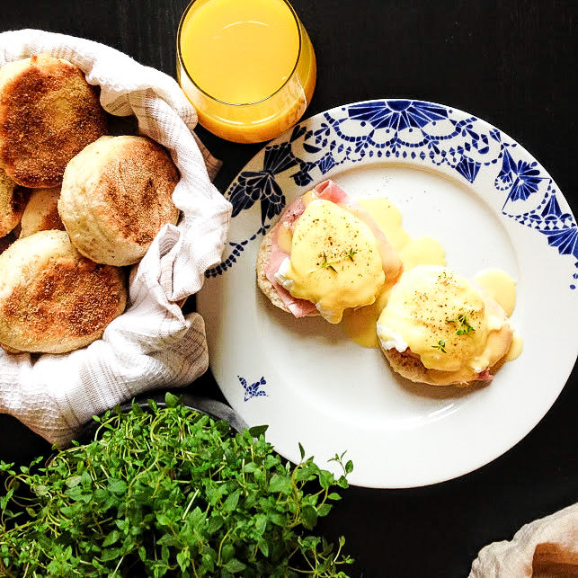 How to make English Muffins - Easy Recipe
