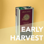 Early Harvest Zeus Juice Extra Virgin Olive Oil 3L Tin