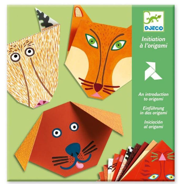 Origami Animals Kit from Djeco