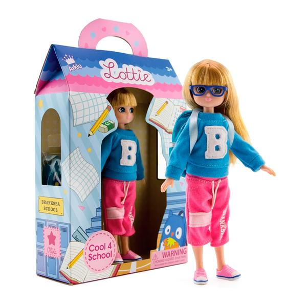 Cool for School Lottie Doll