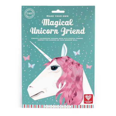 Magical Unicorn Friend from Clockwork Soldier