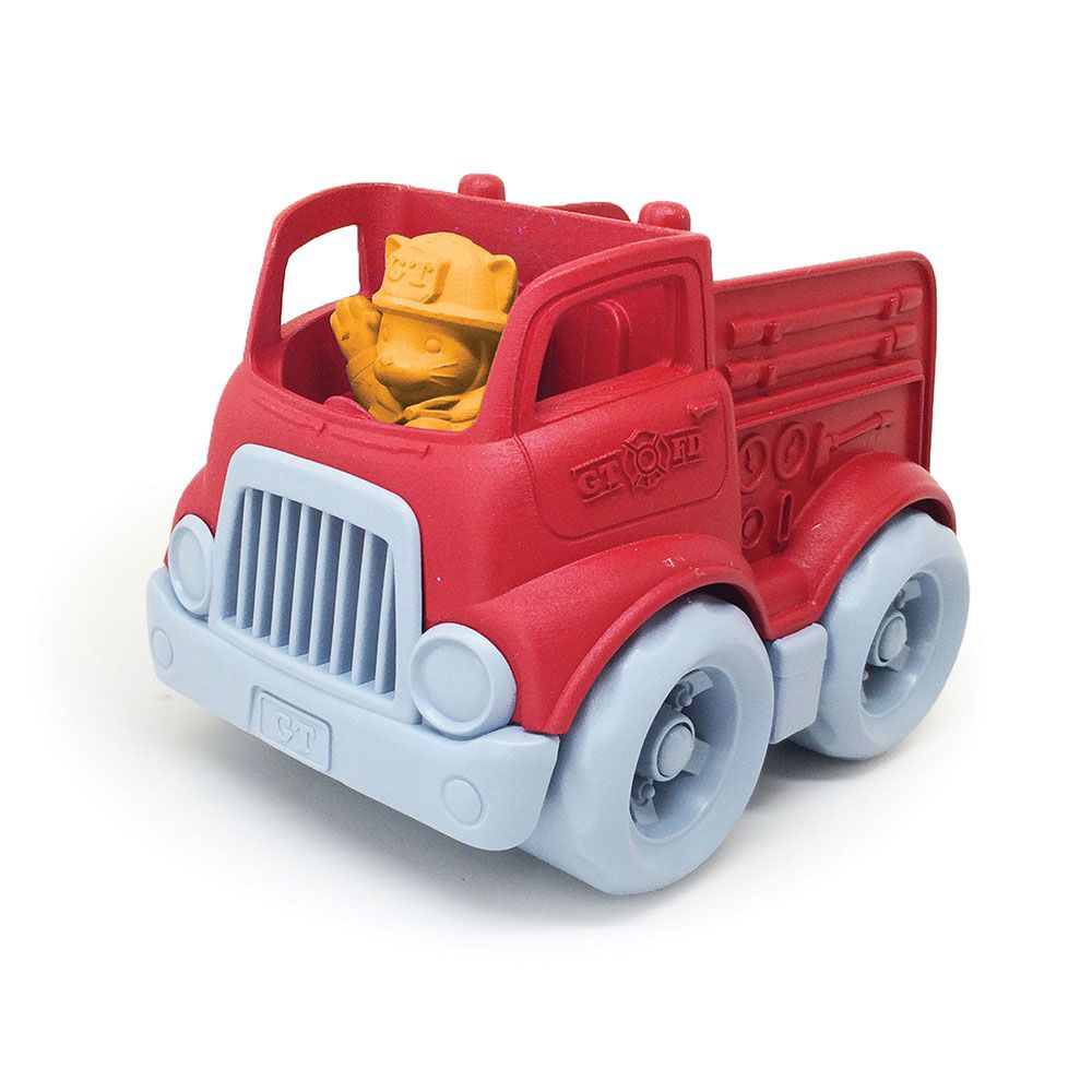 Green Toys Red Fire Engine