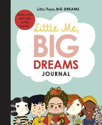 Big Dreams Journal from Little People Big Dreams