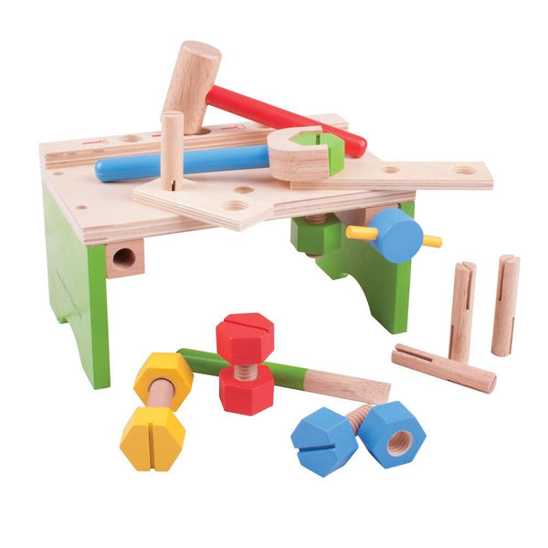A great starter gift for young children wanting to learn the joy of working with tools.