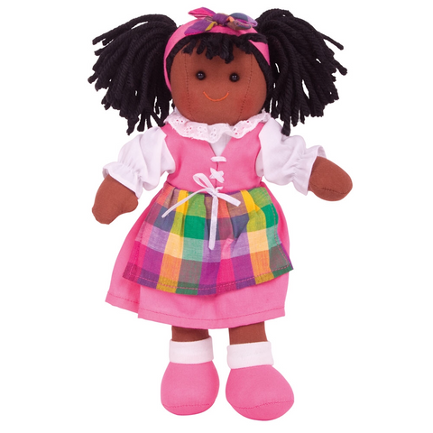 Soft Doll Jess (28cm) from Bigjigs Toys