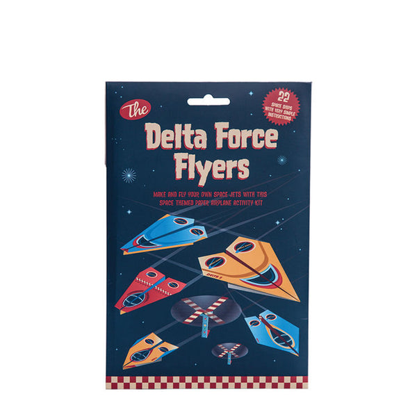Delta Force Flyers from Clockwork Soldier
