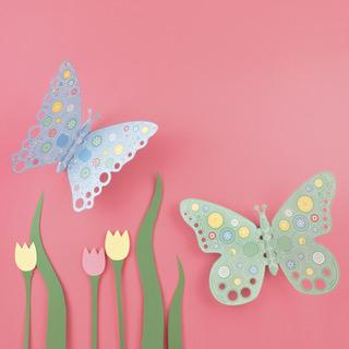 Create Your Own Fluttering Butterflies from Clockwork Soldier