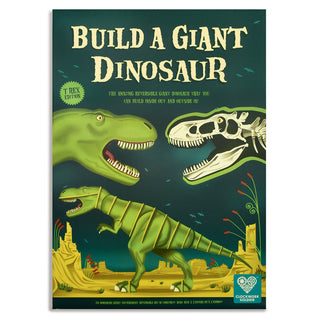 Build A Giant Dinosaur from Clockwork Soldier