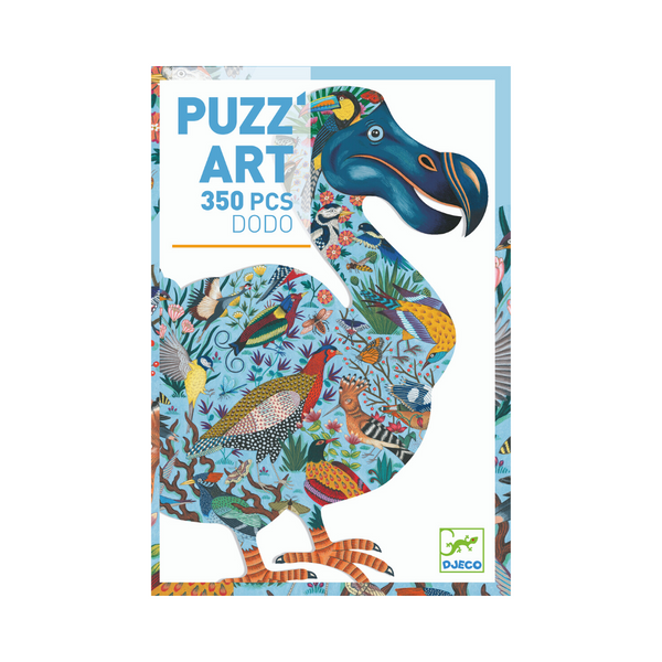 Dodo Jigsaw from Djeco