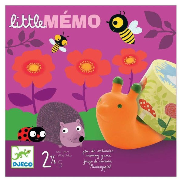 Little Memo Game by Djeco