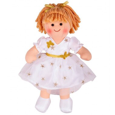 Charlotte 25cm Doll from Bigjigs