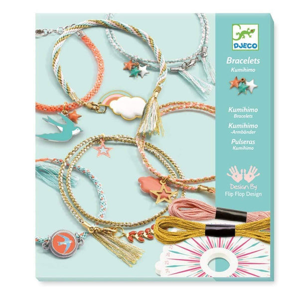 Bracelet Making Set from Djeco