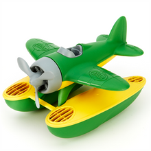 Load image into Gallery viewer, Green Toys Seaplane (Green Wings)