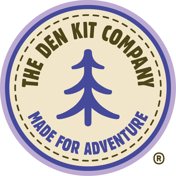 The Cottage Garden Den Kit from The Den Kit Company
