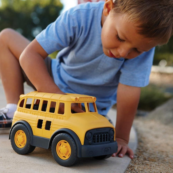 School Bus from Green Toys