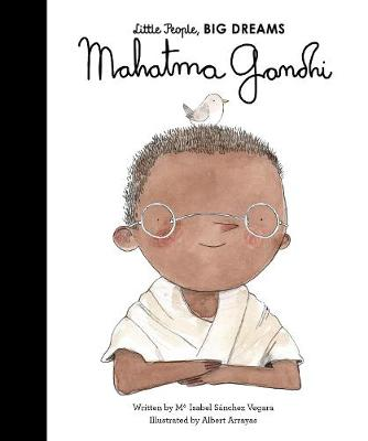 Little People Big Dreams Book - Mahatma Ghandi
