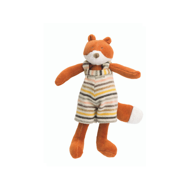 Tiny Gaspard the Fox from Moulin Roty