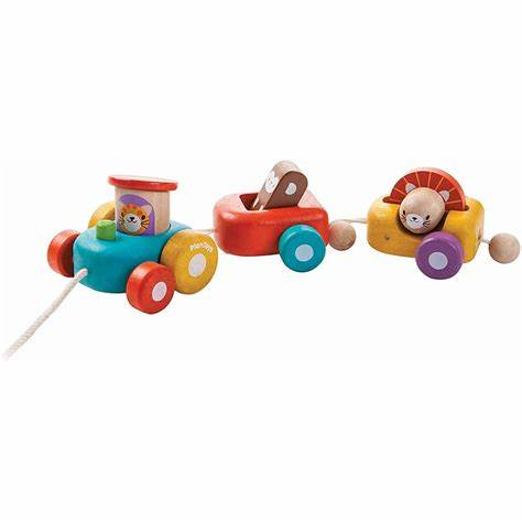 Happy Engine Train from Plan Toys