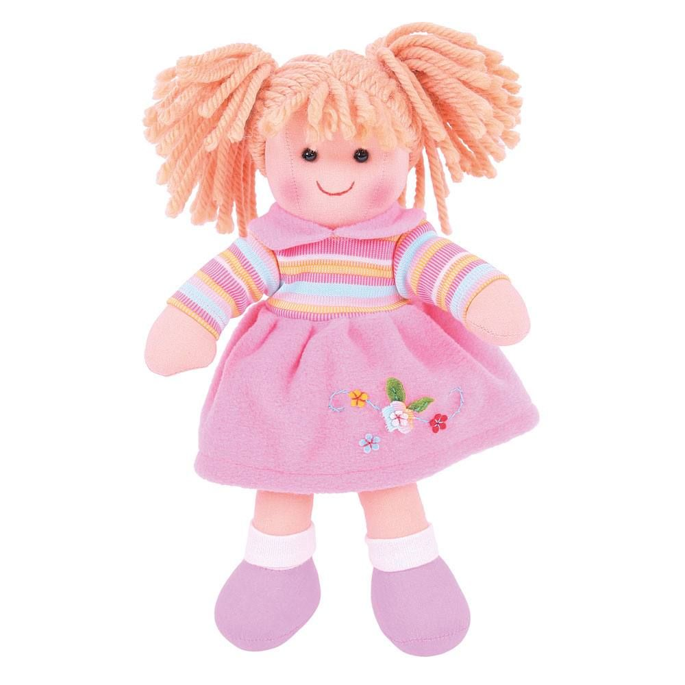 Soft Doll Jenny from Bigjigs Toys