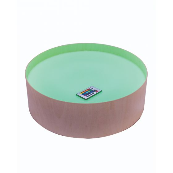 Round Magic Light Table from Jonely