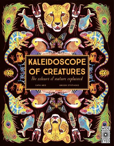 Kaleidoscope of Creatures Book by Greer Stothers