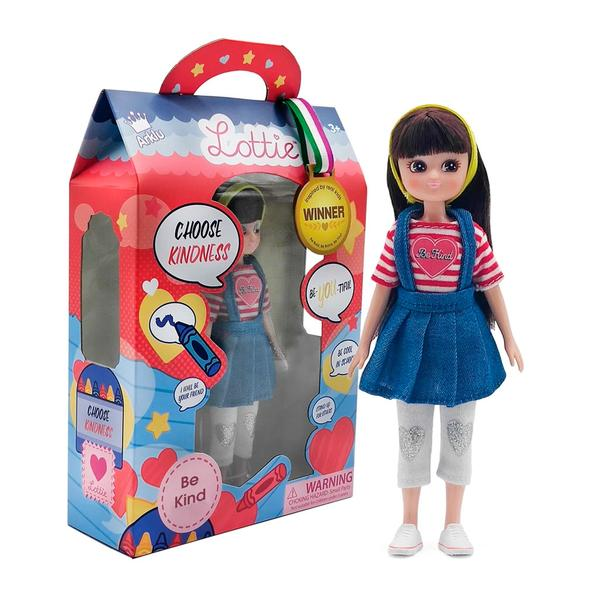 Be Kind - Lottie Doll