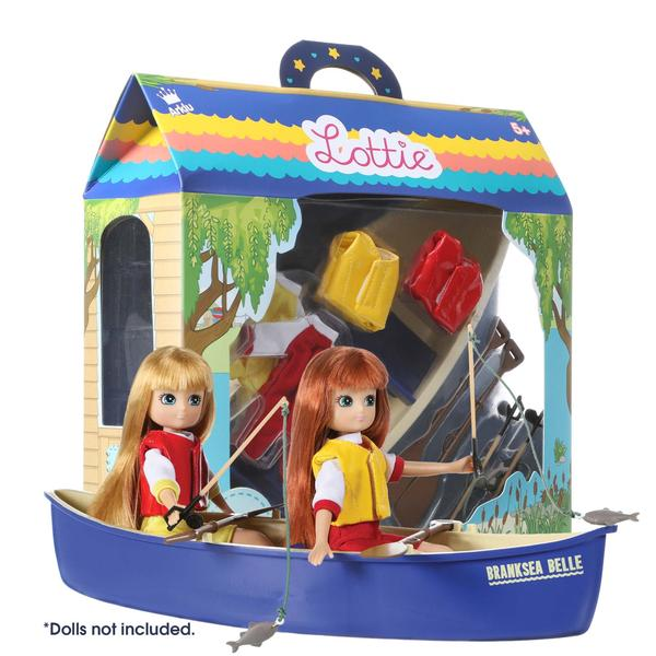 Lottie Doll Canoe Adventure
