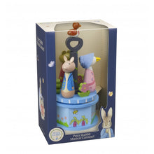 Load image into Gallery viewer, Orange Tree Toys Peter Rabbit Music Carousel