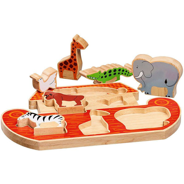 Noah's Ark Shape Sorter from Lanka Kade