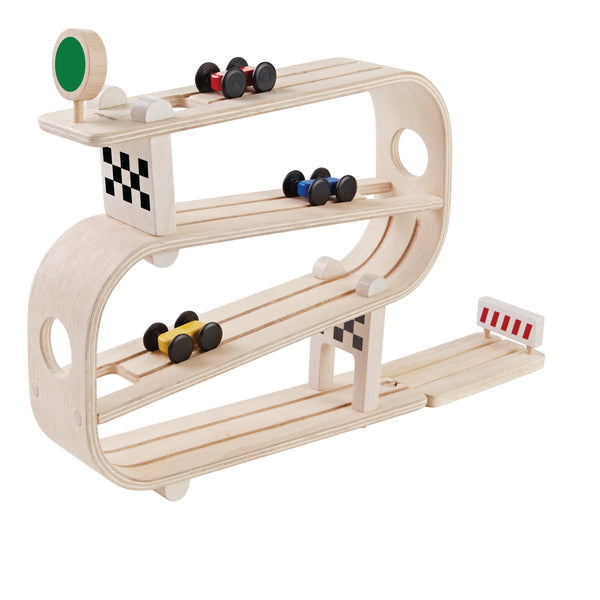Wooden Ramp Racer from Plan Toys