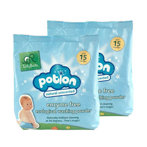 Reusable Nappy Washing Potion - Unscented