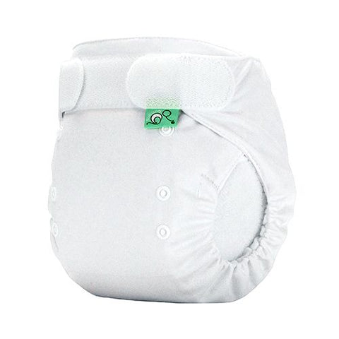 Reusable Nappy EasyFit STAR White by TotsBots