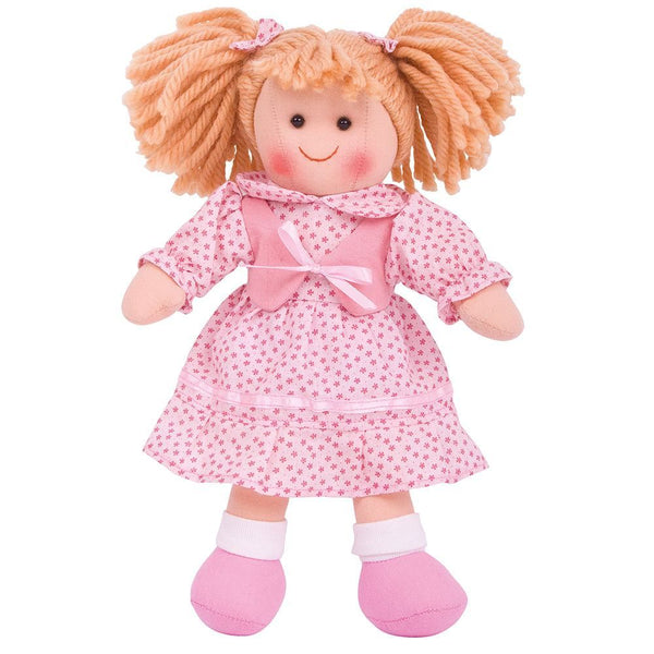 Soft Doll Sophie from Bigjigs Toys