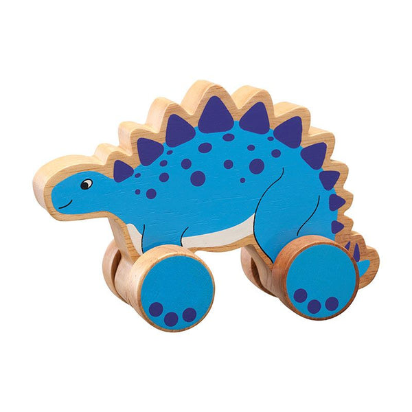 Stegosaurus Push Along from Lanka Kade