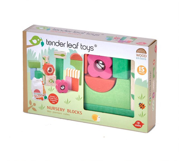 Nursery Blocks from Tender Leaf Toys